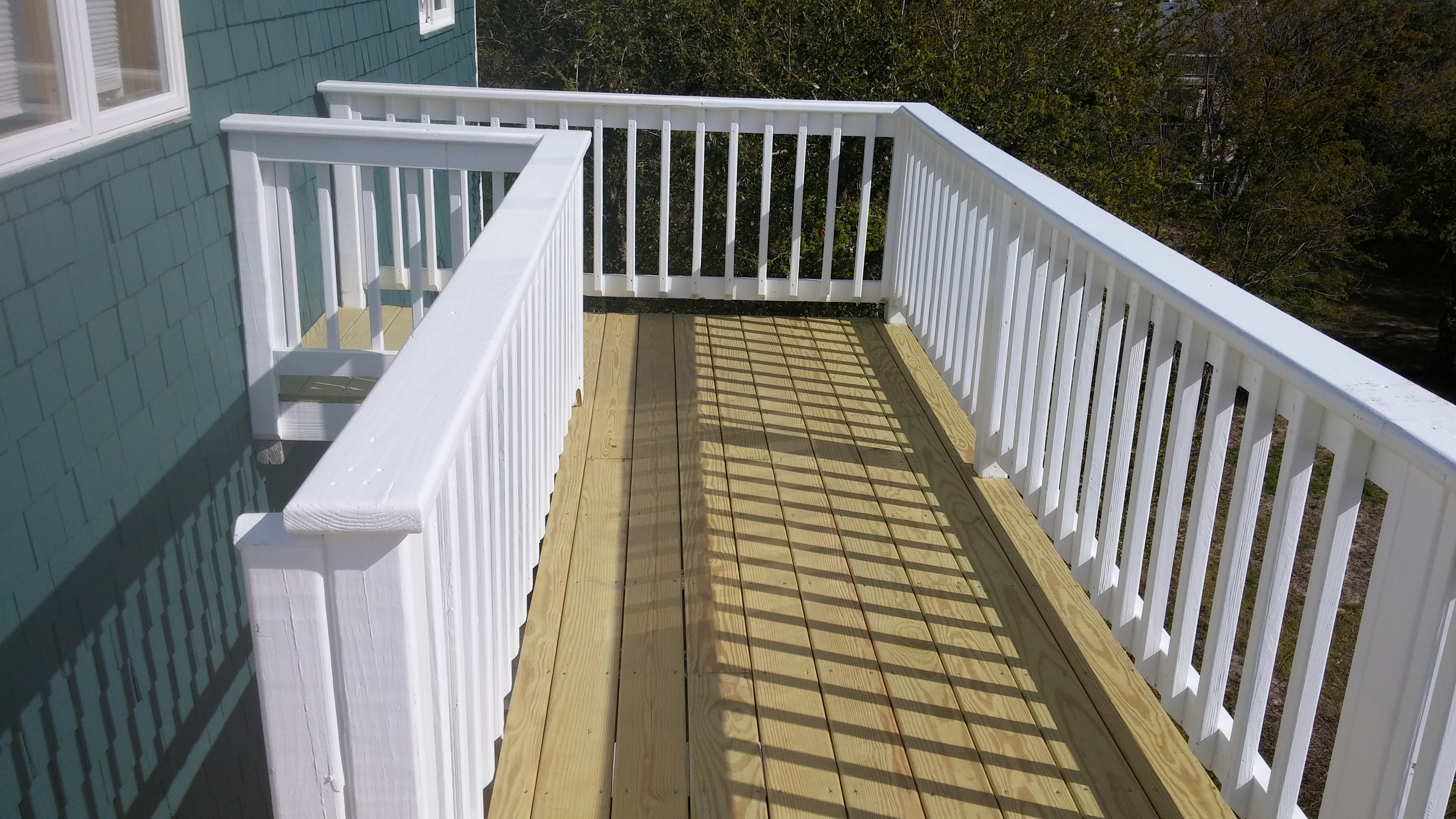 Coating Your New Deck - How Long Should You Wait?