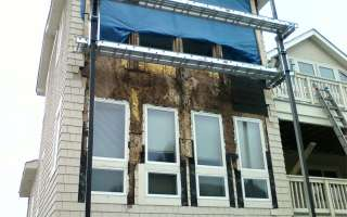 Rot Repair and Carpentry