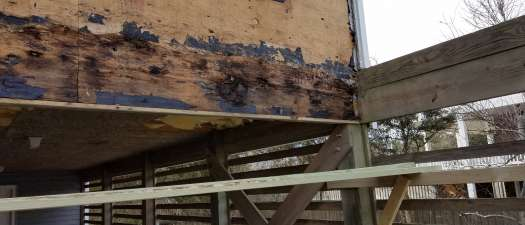 Deck Flashing - Why It's Important