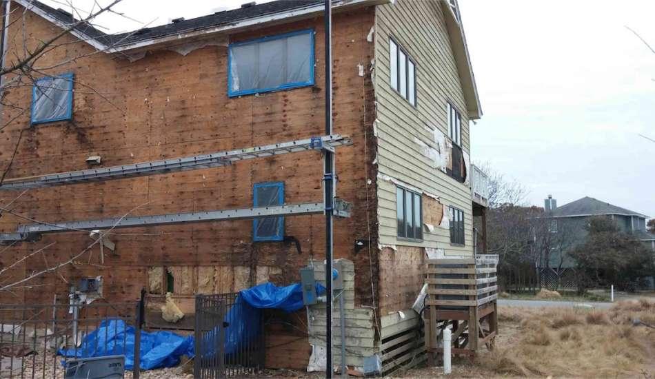Siding, Decks, Doors & Windows