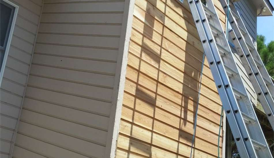 Siding, Decks, Doors & Windows