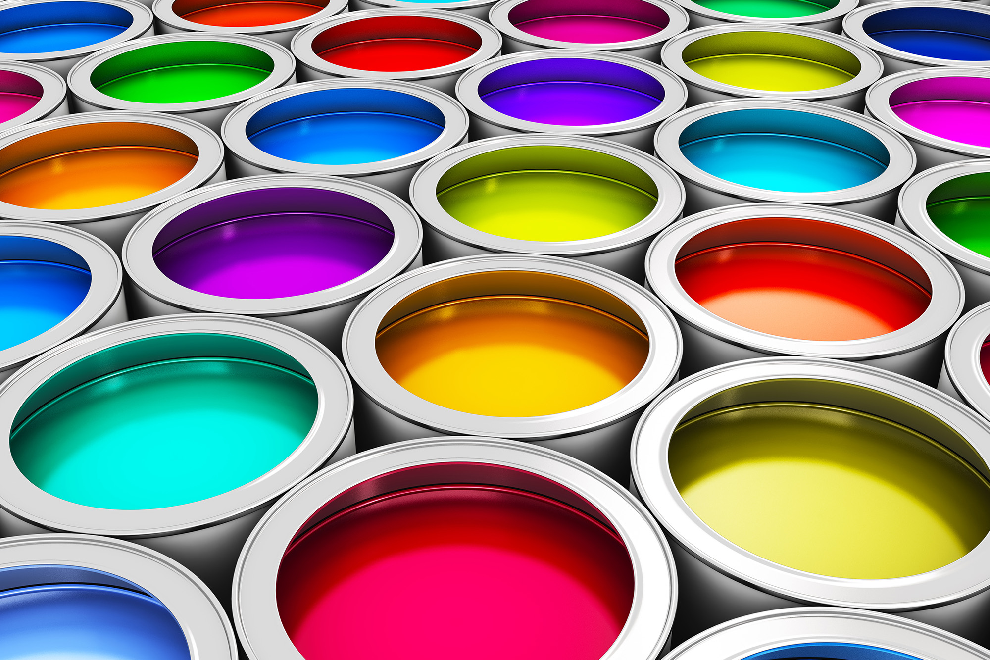 The Differences Between Interior and Exterior Paint